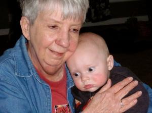 Warm embraces (Grandmama Cox & Shep)